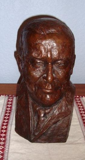 Bust by Federic Blatt